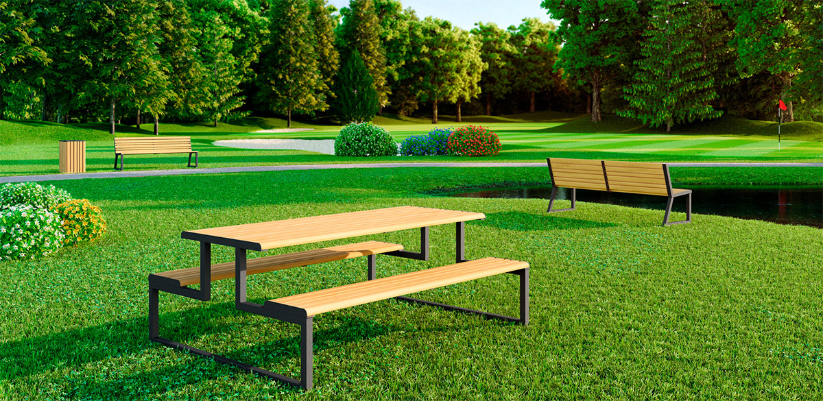 Outdoor Office Furniture